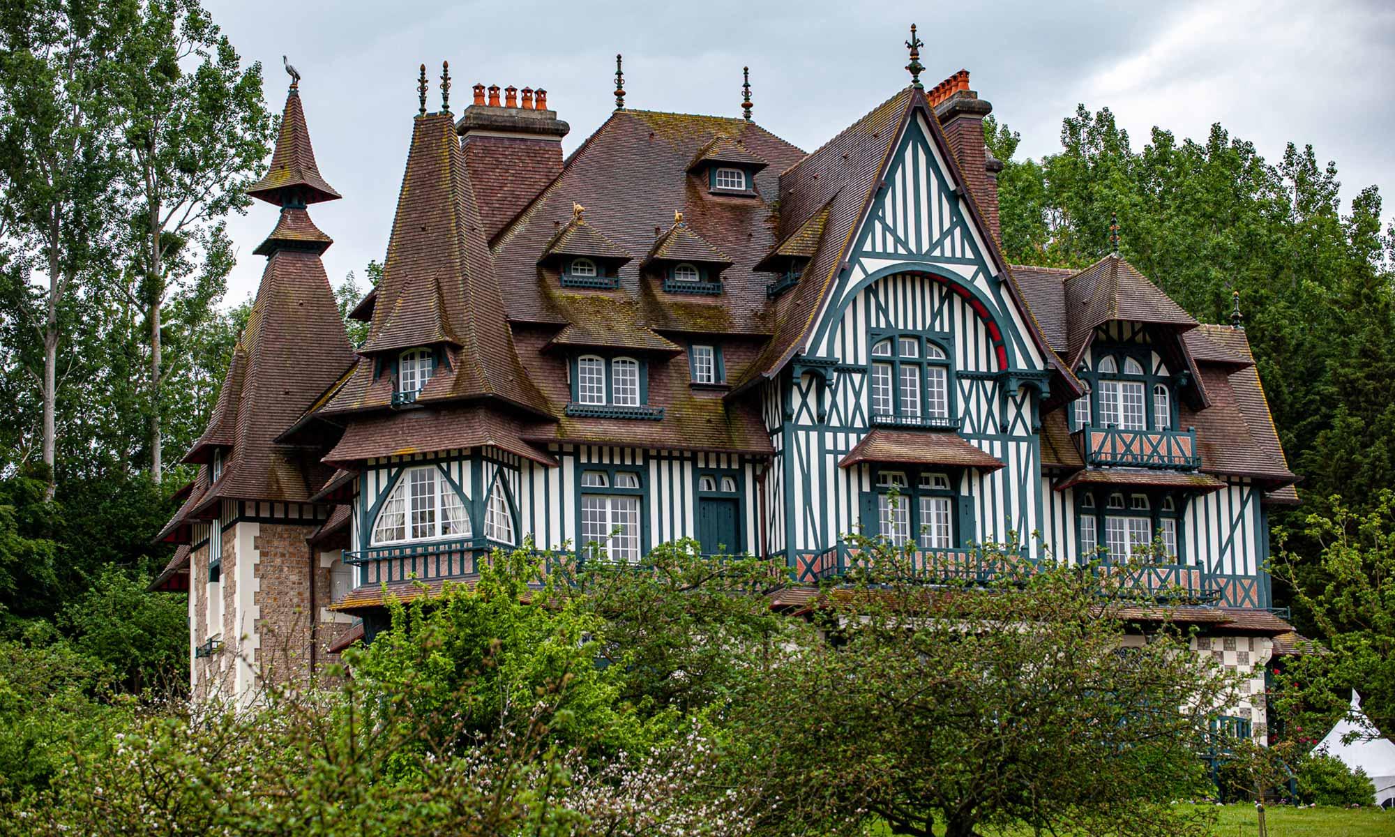 Villa Strassburger Deauville
